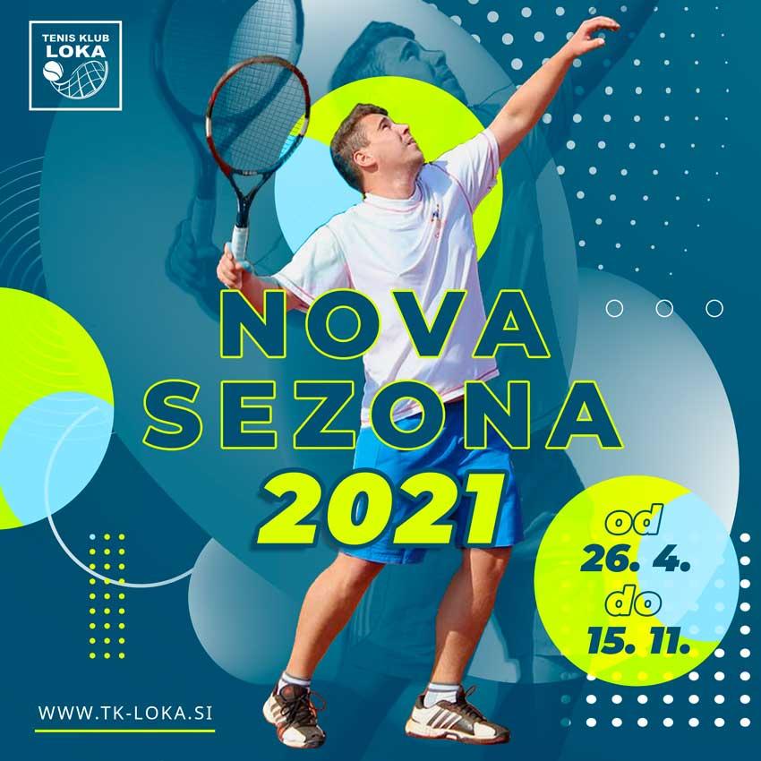 Otvoritev nove sezone 2021